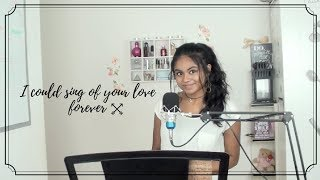 I could sing of your love // Delirious // English x Tamil