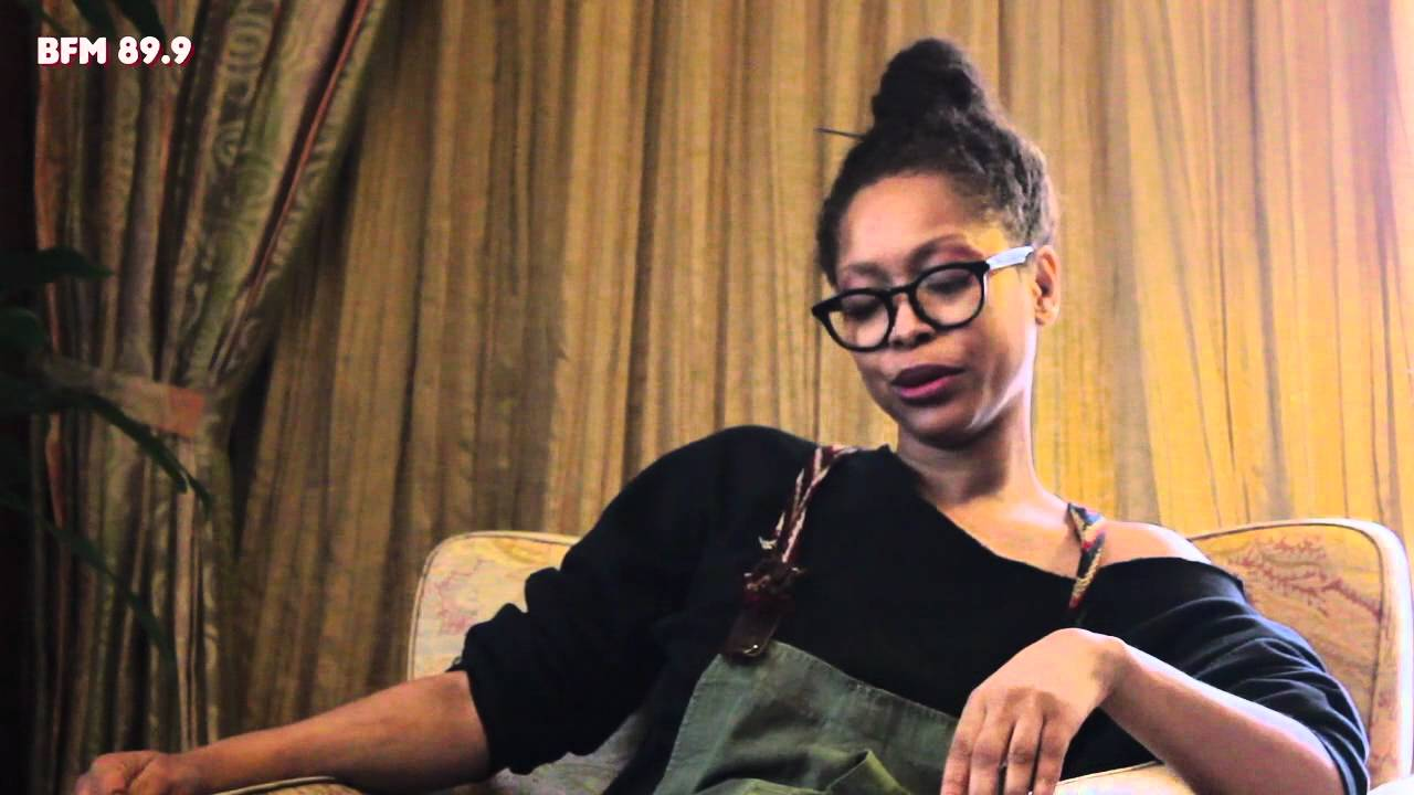 Bfm spotlight erykah badu youtube for Erykah badu real tattoos