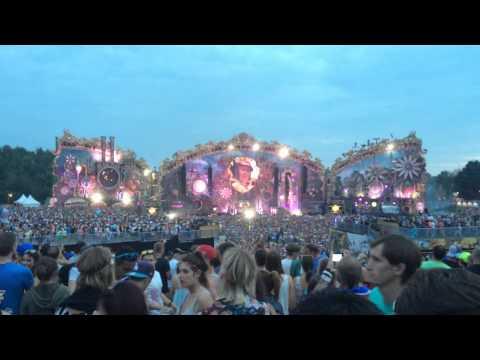 Armin Van Buuren - Alone - Tomorrowland 2014