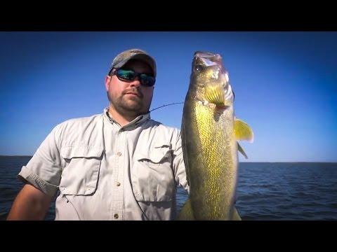 Lake Of The Woods Lead Core Walleyes - In-Depth Outdoors - Season 6, Episode 11