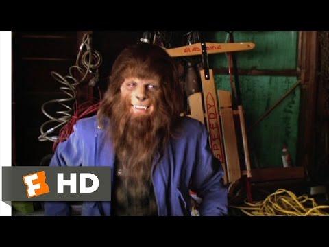 Teen Wolf (1985) - I'm a Werewolf Scene (5/10) | Movieclips