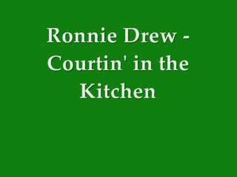 Ronnie Drew -  Courtin' in the Kitchen