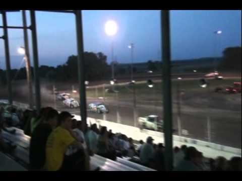 07/16/2011 Lincoln County Raceway - 6u Dominic Ursetta