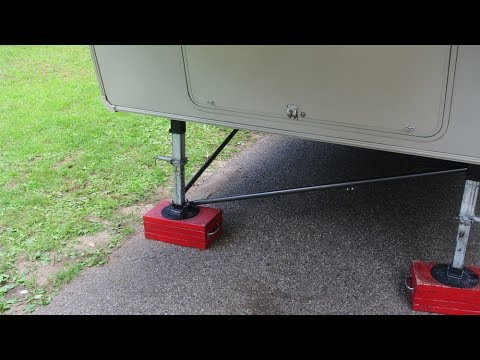 How to Make Travel Trailer More Stable? | OutingExpert