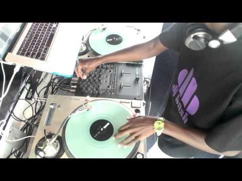 DJ Bash on The Juice In The Mix (Set 3) (Kenyan Mix) (10/23/2015)