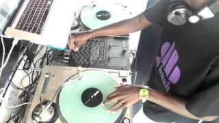 DJ Bash on The Juice In The Mix (Set 3) (Kenyan Mix) (10/23/2015)