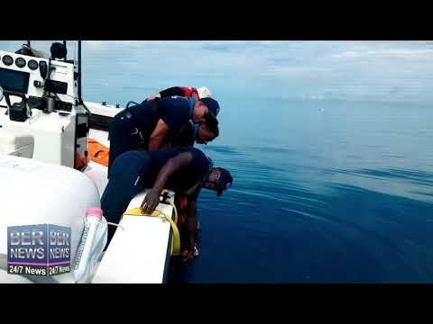 Bermuda Fire and Rescue Service Water Rescue Training, June 2019