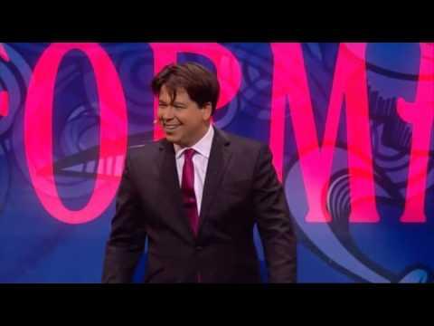 Michael McIntyre Royal Variety Performance 2014 Opening