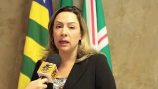 TV Força | Sabatina Adriana Accorsi