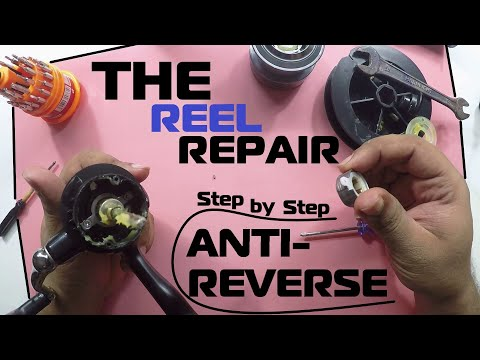 SPINNING REEL REPAIR | ANTI REVERSE | DAIWA RX 4000 | WHAT IS THE ISSUE..? | REPAIR SERVICE PROVIDED
