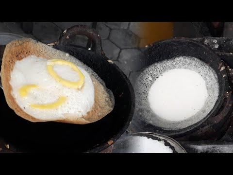 jajanan-tradisional-murmer-&-enak!!!-serabi-solo-bu-rini-jogja!!!-indonesian-street-food!!!