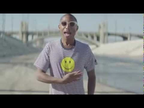 "Vidéo Spot Radio ""Pharrell Williams - Happy"" Sylvain Maury"