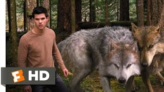 Twilight: Breaking Dawn Part 2 (3/10) Movie CLIP - A Wolf Thing (2012) HD thumbnail