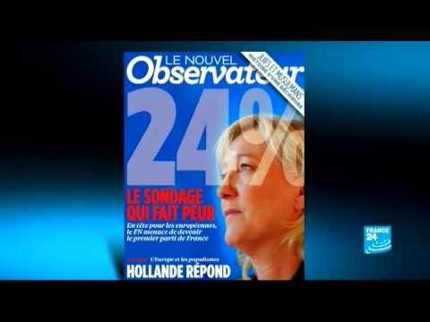 The National Front, France's leading political party? - French Papers