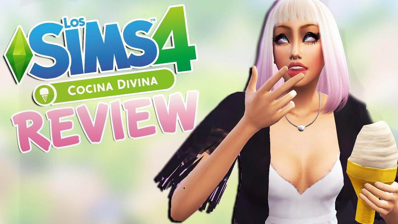 los sims 4 review cocina divina - Cocina Divina
