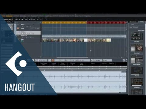 Setting up a Headphone Cue Mix and Using the Logical Editor | Club Cubase with Greg Ondo