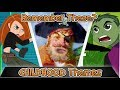 CHILDHOOD THEMES - DISNEY/NICK/CARTOON NETWORK -Remember THEM? - FINISH THE LYRICS(Animated) p.2