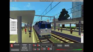 AEM-7 Roblox Terminal Railways Amtrack