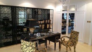 Villa Furnished By VERSACE, Palm Jumeirah, Dubai for sale-فيلا في دبي للبع مفروشه بواسطة فيرساتشي