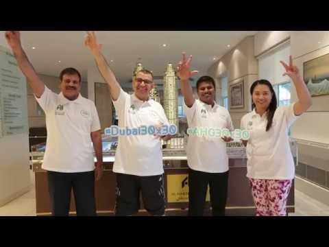#Dubai30x30 AHG Procurement Team