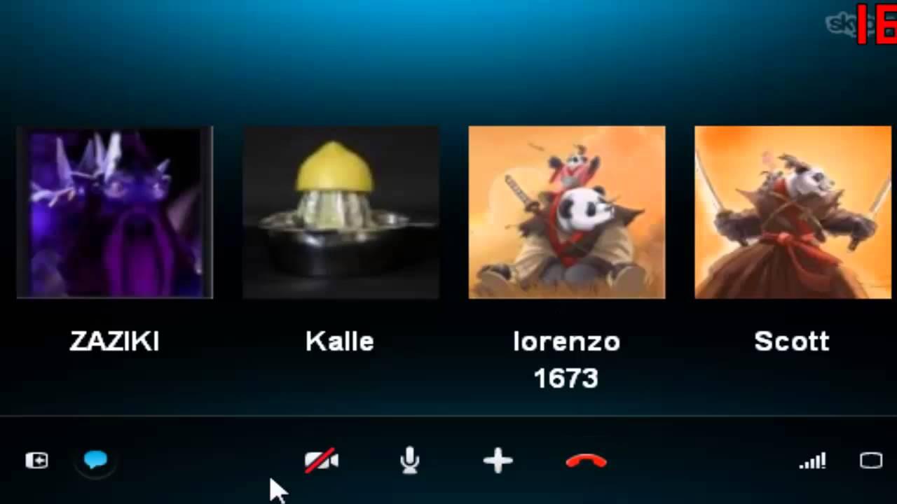 Eine Skype Konferenz für Kinder bis 12 Jahre !!!