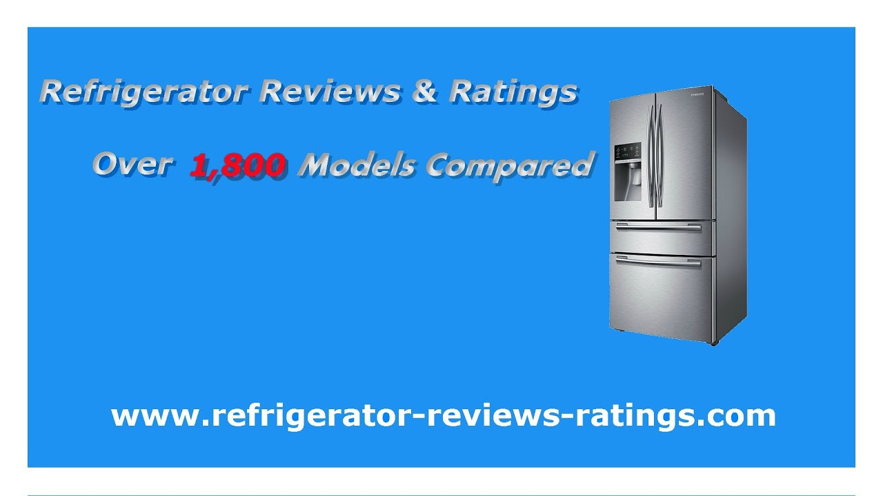 KitchenAid KFCP22EXMP Refrigerator Review   YouTube