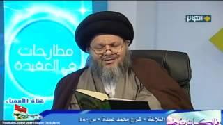 ماذا قال الإمام علي عن حربي الجمل و صفين ؟ :: السيد كمال الحيدري