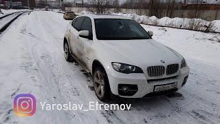 BMW X6 407 Л. С! 600 тисяч на ремонт за рік володіння!