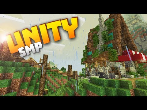 Minecraft Realms! - Unity SMP - Ep. 5 - The General Store!