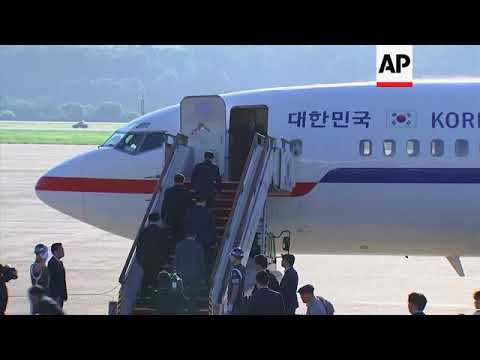 SKorea officials head to Pyongyang for nuclear talks
