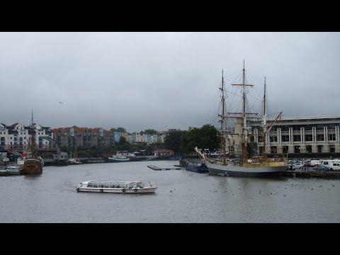 Bristol, South West England UK TRAVEL VIDEO