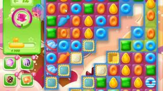 Candy Crush Jelly Saga Level 553 - NO BOOSTERS
