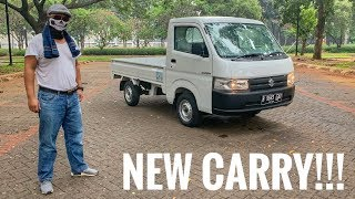New Suzuki Carry Review Indonesia