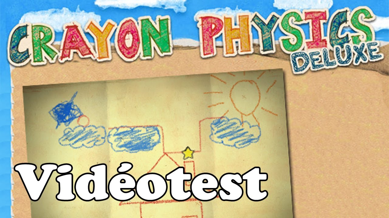 Videotest] crayon physics deluxe (pc/mac) youtube.