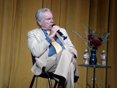 Robert Wagner on his love affair with Barbara Stanwyck  12.13.08
