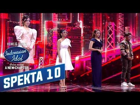 Sayang Sekali!!! Yang Harus Pulang Malam Ini Adalah ?? - Spekta Show TOP 4 - Indonesian Idol 2021