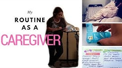 Caregiver Routine