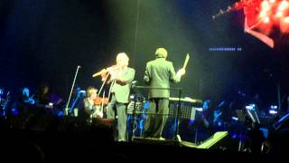 Andrea Bocelli Helsinki Hartwall Arena 25.01.2015