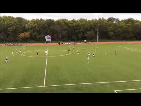 Game Highlights - Johnson County Community College vs Kansas City Kansas Community College