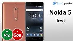 Nokia 5   Test deutsch