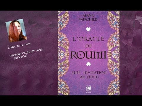 L'Oracle de Roumi - Alana Fairchild (review, video)