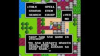 NES Longplay [198] Dragon Warrior II