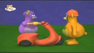 Nico y Bianca hacen un Auto y una Motocicleta thumbnail