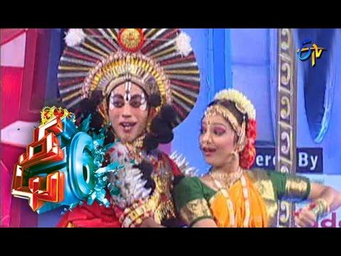 Dethadi Dethadi Song - Anshu Performance - 3 - Dhee 6 - ETV Telugu