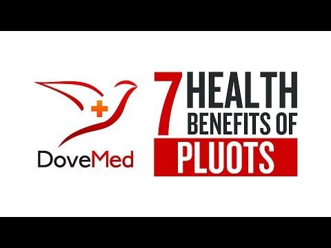 7 Health Benefits Of Pluots