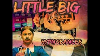 Little Big - Hypnodancer Metal cover on guitar видео