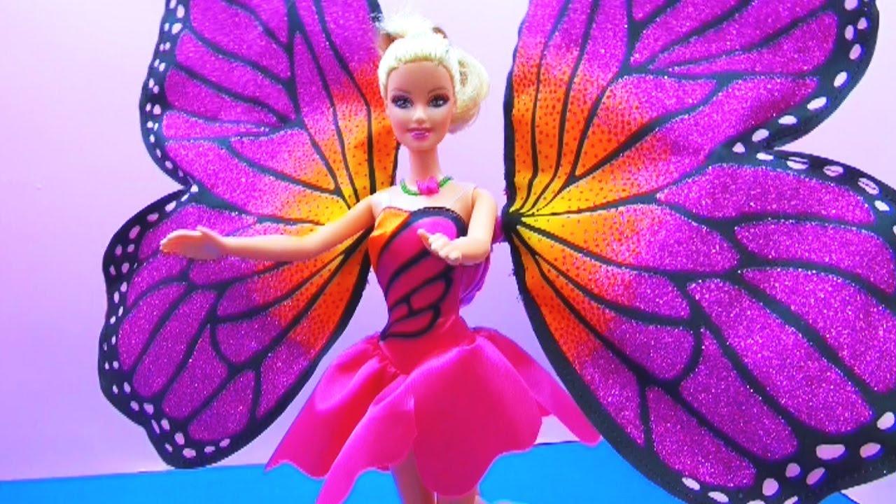 barbie mariposa deutsch
