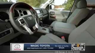 2015 Toyota Sequoia Review | Magic Toyota - Toyota Dealer in Edmonds, WA