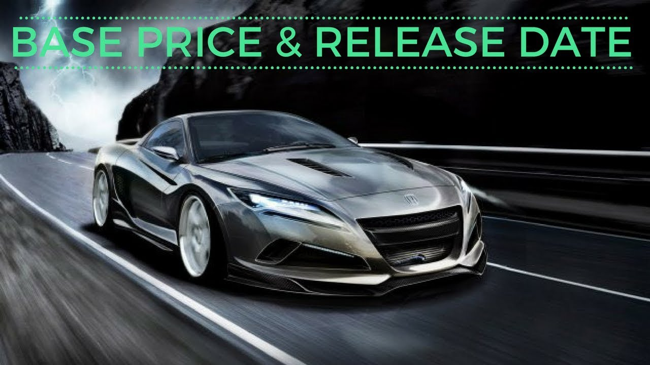 2018 Honda Prelude Base Price And Release Date Youtube