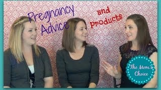 BEST PREGNANCY ADVICE & PRODUCTS | Episode 9